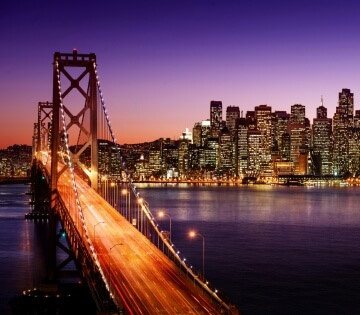 Rent a car in San Francisco